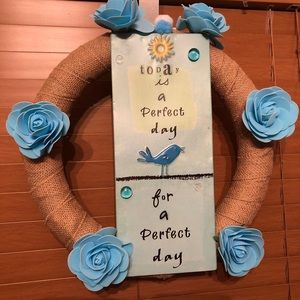 "Custom Design ""Perfect Day"""